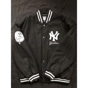 Vintage New York Yankees Bomber Jacket